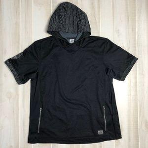 Adidas 3XLT Hooded Sweatshirt Basketball